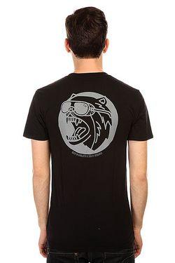 Футболка Beast Black Airblaster                                                                                                              чёрный цвет