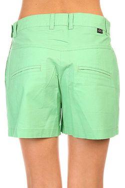 Шорты Классические Женские Bermudas Jane Sveg Stretch Loreak Mendian                                                                                                              зелёный цвет