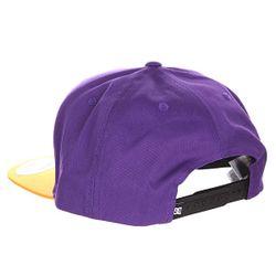 Бейсболка С Прямым Козырьком Dc Snappy Purple Dcshoes                                                                                                              оранжевый цвет