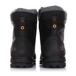 Ботинки Зимние Dc Travis Boot Black/Orange Dcshoes                                                                                                              оранжевый цвет
