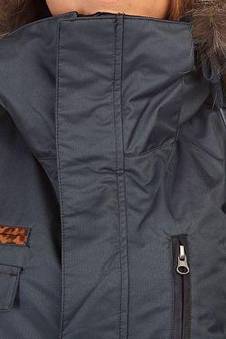 Куртка Женская 5050 Grind Wannabe Jacket Navy Romp                                                                                                              синий цвет