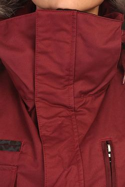 Куртка Женская 5050 Grind Wannabe Jacket Burgundy Romp                                                                                                              красный цвет