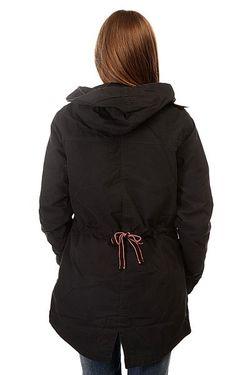 Куртка Женская Overthe Horizon J Jckt True Roxy                                                                                                              чёрный цвет