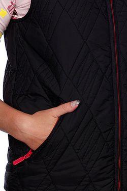 Жилет Женский Nylon Vest Black Zoo York                                                                                                              черный цвет