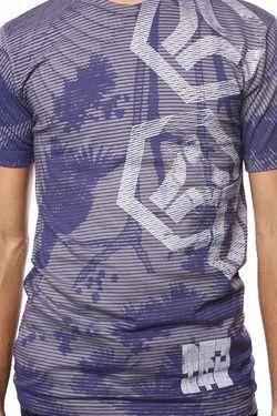 Футболка Narita Destructo                                                                                                              фиолетовый цвет