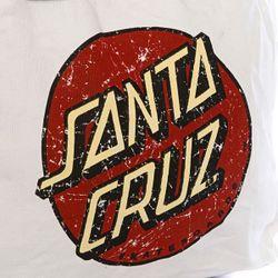 Сумка Женская Classic Dot Tote Natural Santa Cruz                                                                                                              белый цвет