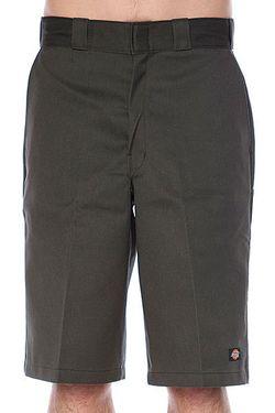 Классические Мужские Шорты 13 Multi Pocket Work Dickies                                                                                                              зелёный цвет