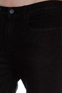 Джинсы Узкие Мужские Зауженные Panda Slim Black Enjoi                                                                                                              черный цвет