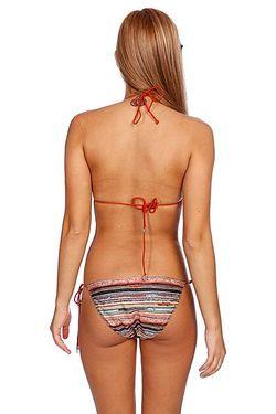 Купальник Женский Inca Stripe Reg Tri Inca Insight                                                                                                              красный цвет