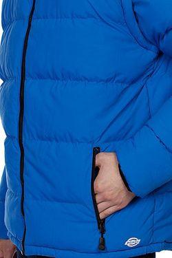 Куртка Пуховик Atlanta Cyanide Dickies                                                                                                              синий цвет