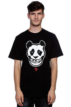 Футболка Crimson Panda Tee Black LRG                                                                                                              None цвет