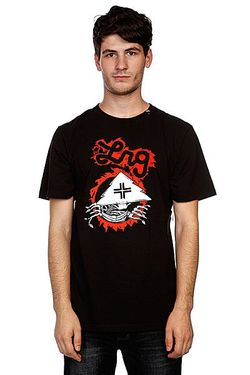 Футболка Tree Ripper Tee Black LRG                                                                                                              None цвет