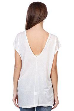 Футболка Женская Eclipsed Dress Ecru Neurotica                                                                                                              белый цвет
