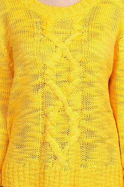 Свитер Женский Oxley Jumper Saffron Insight                                                                                                              желтый цвет