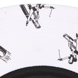 Бейсболка Joyride Volley White Huf                                                                                                              белый цвет