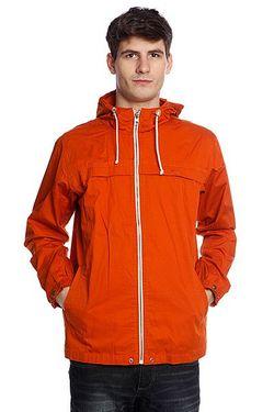 Куртка Shoreline Gold Flame Quiksilver                                                                                                              оранжевый цвет