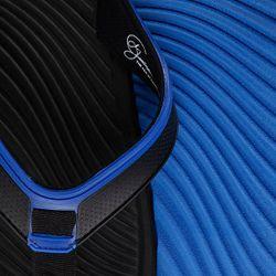 Шлепанцы The Ten By Gm Black/Blue Rip Curl                                                                                                              голубой цвет