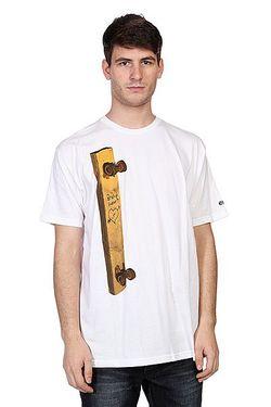 Футболка Braveheart Premium White Enjoi                                                                                                              белый цвет