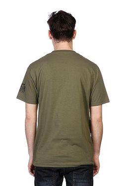 Футболка F That Army Flat Fitty                                                                                                              зелёный цвет