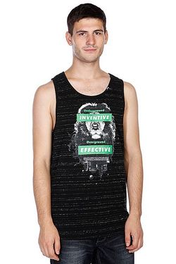 Майка Kruger Tank Top Black LRG                                                                                                              None цвет