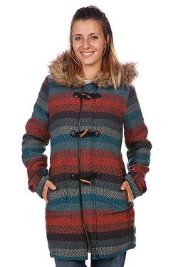 Куртка Женская Do It Moroccan Blue Roxy                                                                                                              синий цвет