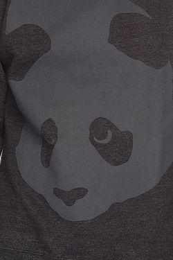 Джемпер Gigantic Face Crew Charcoal Heather Enjoi                                                                                                              серый цвет