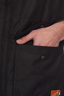 Жилет Smelterville Black Zoo York                                                                                                              чёрный цвет