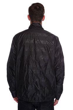 Ветровка Black Zoo York                                                                                                              черный цвет
