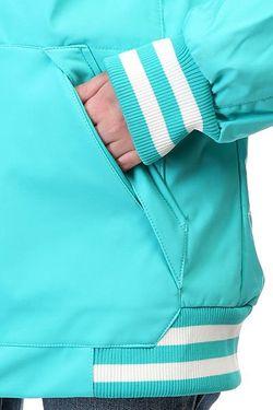Куртка Женская Dc Brooklyn Ceramic Dcshoes                                                                                                              голубой цвет