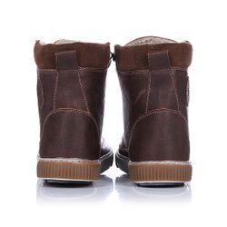 Зимние Кеды Davos Brown Hi-Tec                                                                                                              коричневый цвет
