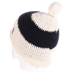 Шапка С Помпоном Snowoo Plush Beige Picture Organic                                                                                                              чёрный цвет