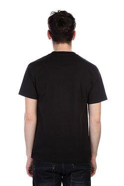 Футболка Poca Black Hook-Ups                                                                                                              черный цвет