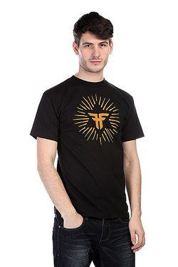 Футболка Rasta Vibes Black/Gold Fallen                                                                                                              желтый цвет
