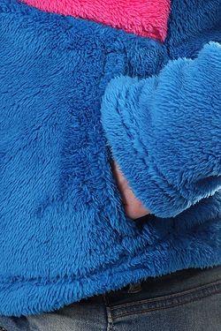 Толстовка Женская Heidy Blue Picture Organic                                                                                                              синий цвет