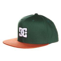 Бейсболка Dc Snappy Hats Kombu Green Dcshoes                                                                                                              None цвет