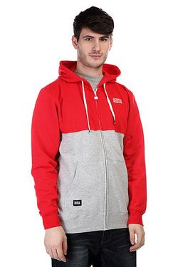 Толстовка Dc Rd Bar Zh Athletic Red Dcshoes                                                                                                              None цвет