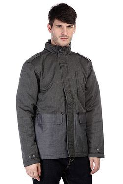 Куртка Dc Rover Fill Eu Jacket Heather Dcshoes                                                                                                              серый цвет