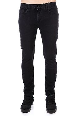 Джинсы Dc Pant Ktew Dark Used Black Dcshoes                                                                                                              чёрный цвет