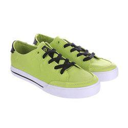 Кеды Кроссовки Низкие Classic Lime Punch/Black Circa                                                                                                              зелёный цвет