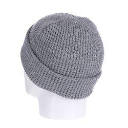 Шапка Badge Beanie Grey Huf                                                                                                              серый цвет