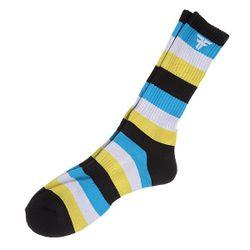 Носки Trademark Striped Multi Colour Fallen                                                                                                              многоцветный цвет
