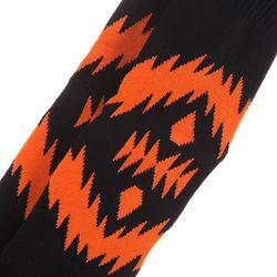 Носки Средние Tall Sock Sa Black Volcom                                                                                                              оранжевый цвет