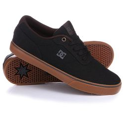 Кеды Кроссовки Dc Switch S Tx Black/Gum Dcshoes                                                                                                              None цвет