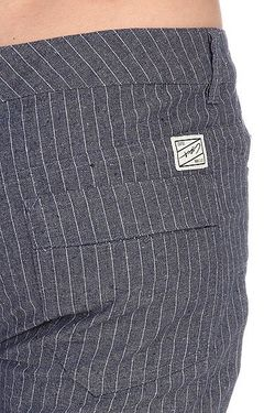 Шорты Pinstripe Short Dark Blue Circa                                                                                                              синий цвет