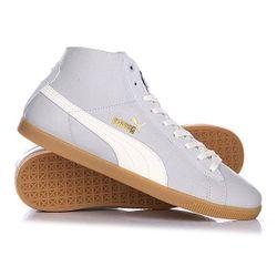Кеды Кроссовки Высокие Женские Glyde Mid Basic Puma                                                                                                              белый цвет
