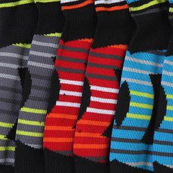 Носки Средние Dc 3pk Stripe Logo Wlt Dcshoes                                                                                                              красный цвет