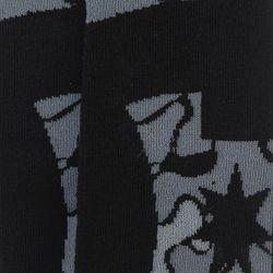 Носки Высокие Dc 1pr F.Boarded Crew Black Dcshoes                                                                                                              чёрный цвет