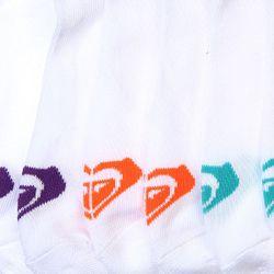 Носки Низкие Женские 3pk Basic W/Logo Lc Roxy                                                                                                              белый цвет