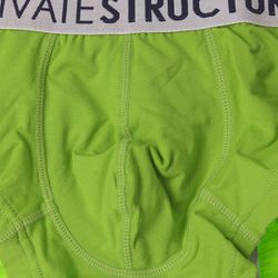 Трусы 110-Mu-0754 Green Private Structure                                                                                                              зелёный цвет