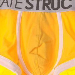 Трусы 209-Mu-0649 Yellow Private Structure                                                                                                              желтый цвет